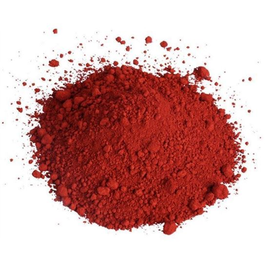 تصویر اکسید آهن قرمز   190 - 130  Iron Oxide Red